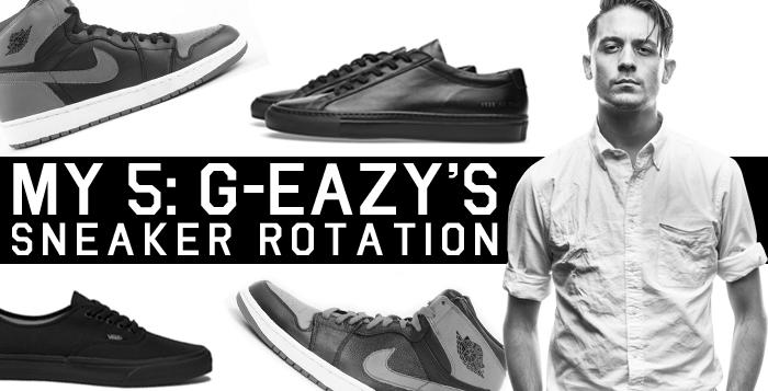G eazy style 2014