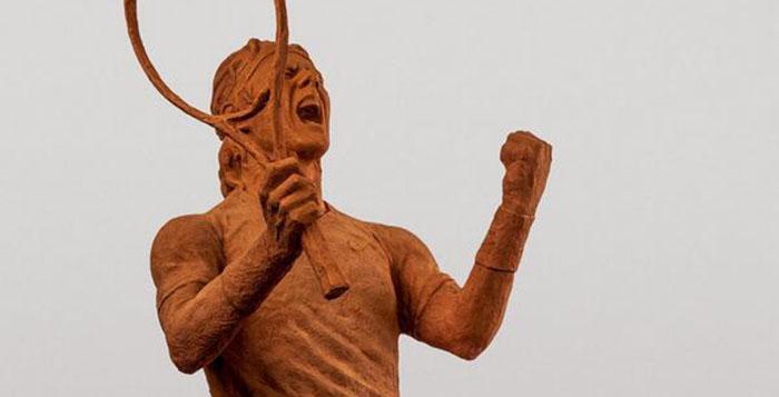 Nike Tennis Honors Rafael Nadal with Clay Statue