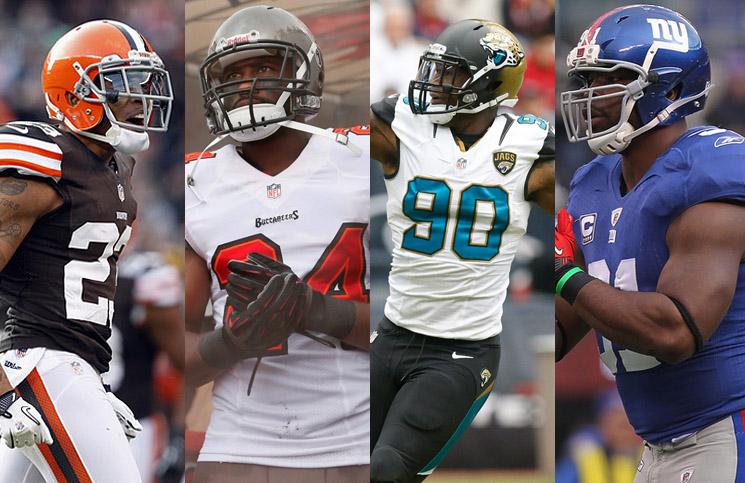 Nice Kicks All 22 The NFLs Top Sneakerheads On Defense
