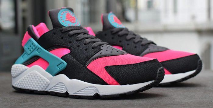 Nike Air Huarache Hyper Pink/Dusty