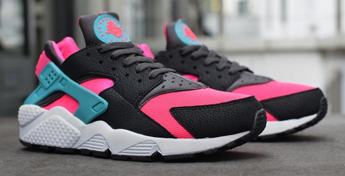 Nike Air Huarache Hyper Pink/Dusty Cactus | Nice Kicks