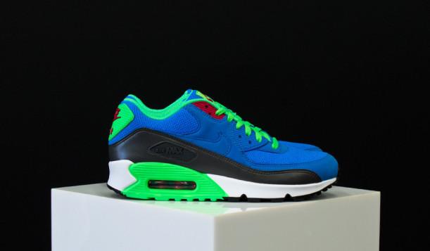 Nike Air Max 90 Essential Blue/Green