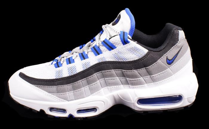 Air Max 95 White Blue