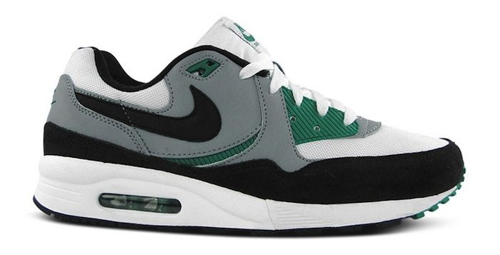 Nike Air Max Light Essential WhiteMystic Green | Nice Kicks