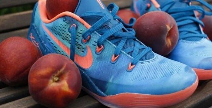 kobe 9 peach