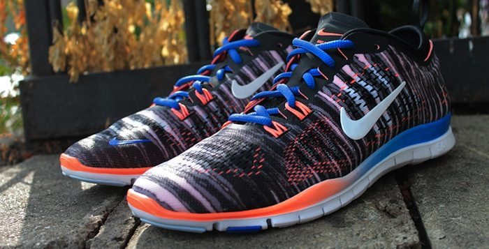 silueta Poderoso Relación  Nike WMNS Free 5.0 TR Fit 4 Print | Nice Kicks