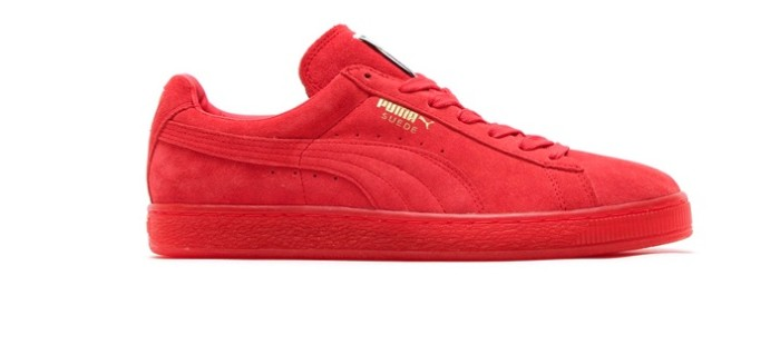 PUMA Suede Classic+ Ice Red Scarlet