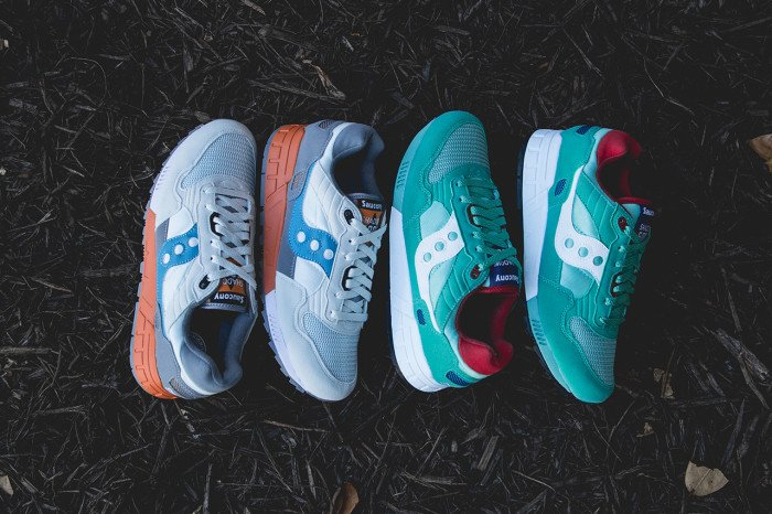 Saucony Shadow 5000 Pack Now Available