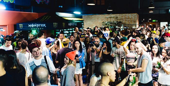 Sneaker Pimps Brazil Tour Recap