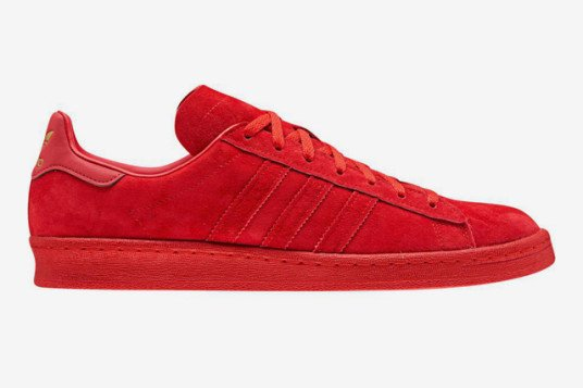 adidas Campus 80s Total Red