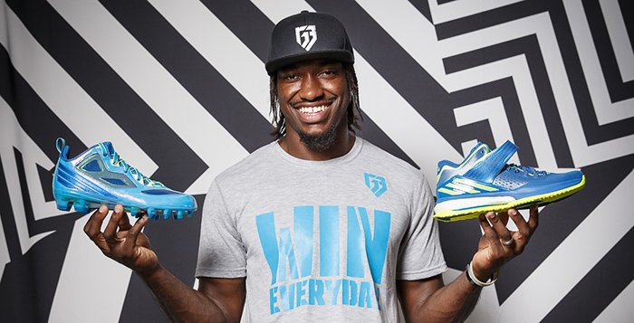RG3 Honors Copperas Cove High with Special Energy Boost Trainer & Cleat