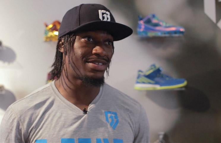 RG3 Talks Design & Development of His adidas Boost Trainer
