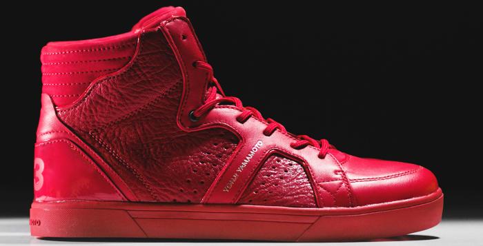 a8353900331 chic adidas Y-3 Rydge All Red - filmorama.si