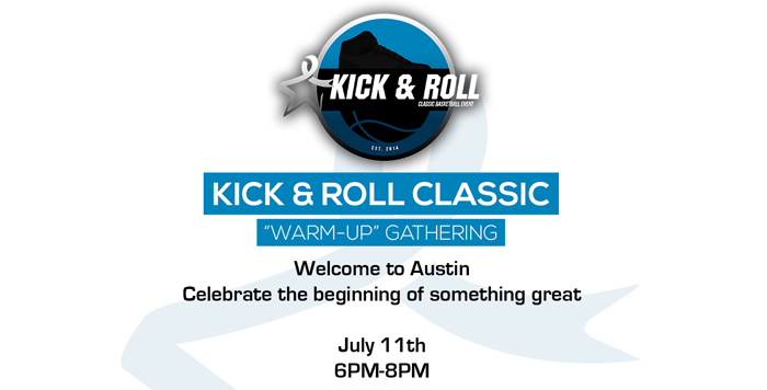 Kick & Roll Classic Launch Party
