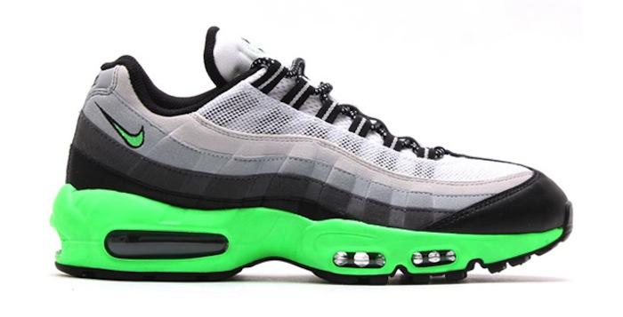 air max 95 neon green