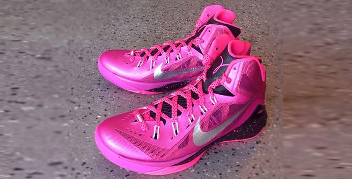 Nike Hyperdunk 2014 Think Pink