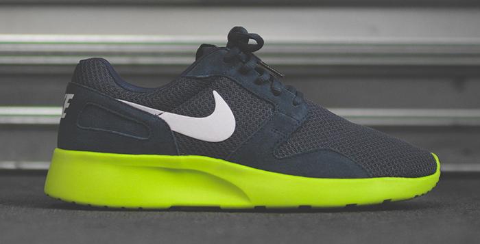 solidaridad Sacrificio Doblez  Nike Kaishi Magnet Grey/Volt | Nice Kicks