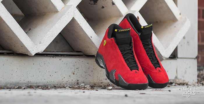 Air-Jordan-14-Ferrari-Detailed-Images-3
