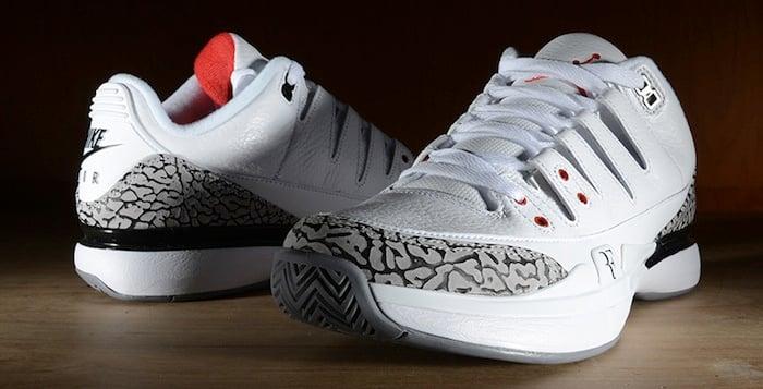 """Nike Zoom Vapor 9 Tour """"White Cement"""