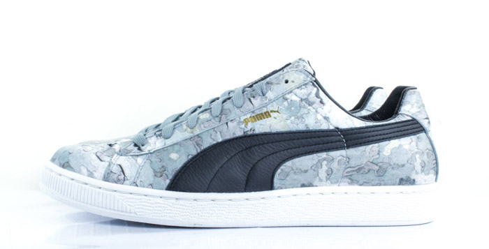 puma basket low