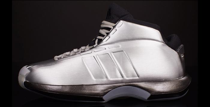 Adidas Kobe 2 Silver