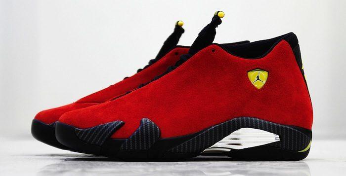 Air Jordan 14 Ferrari Release Date Nice Kicks