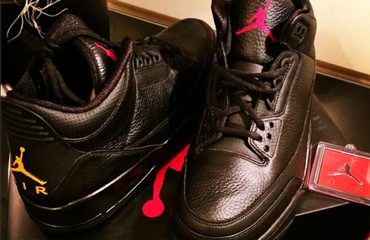 Air Jordan 3 Drake vs Lil Wayne PE