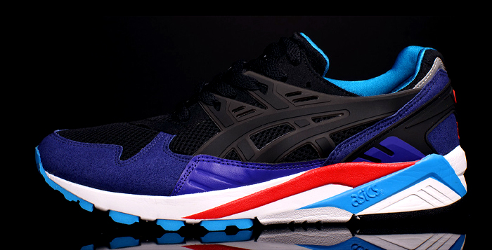 Asics Gel Kayano Blue