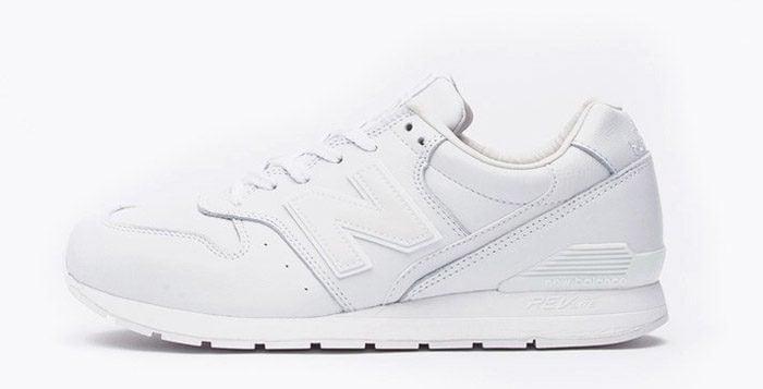 new balance revlite white