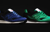 New Balance 577 Made in the UK Blue and Green