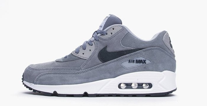 Get \u003e grey suede nike air max 90- OFF