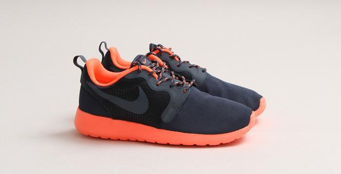710a70569fac ... Shoes Sizing Black Light Magnet Grey White Nike WMNS Roshe Run Bright  MangoDark Magnet Grey Nice Kicks ...
