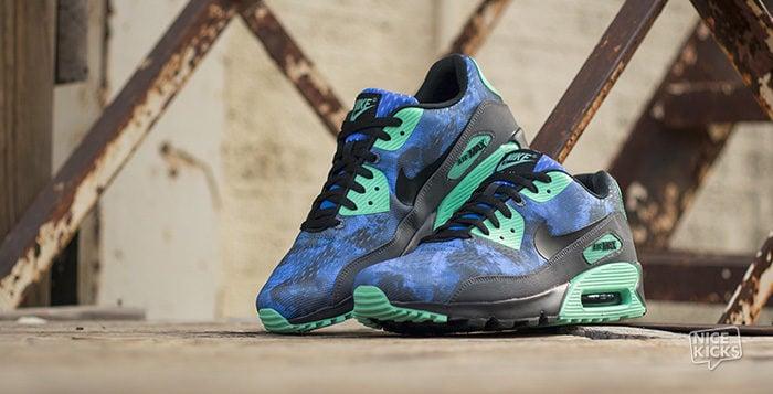 ganancia Descanso extraño  Nike Air Max 90 Comfort PRM Detailed Images   Nice Kicks
