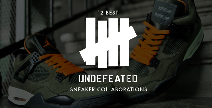 The 12 Best UNDFTD Sneaker Collaborations