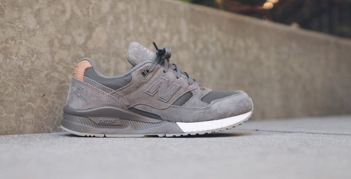 new balance 530 all grey