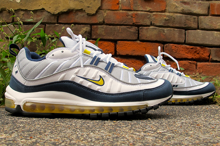 On The Shoe Scene Nike Air Max 98 is back!