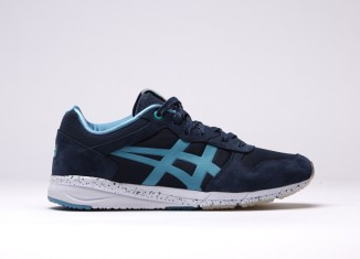 Offspring x ASICS x Onitsuka Shaw Runner Blue Grey