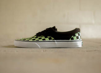 Vans Era Glow Checker