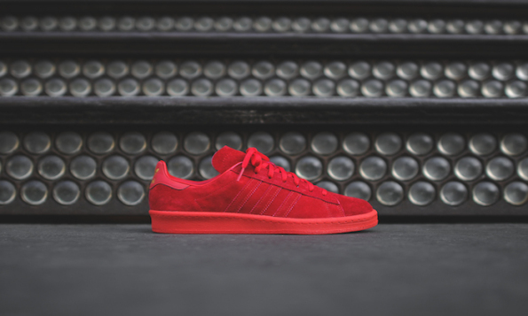 adidas Campus 80s Total Red Another Look