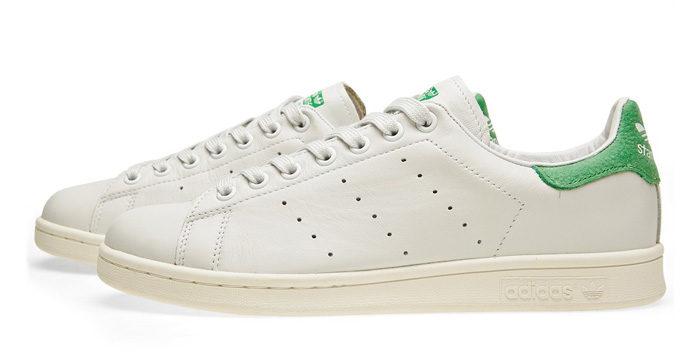 adidas stan smith vintage green