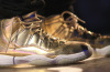 Air Jordan 11 Solid Gold Usher PE