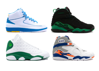 A Look at Air Jordan PEs that Released at Retail