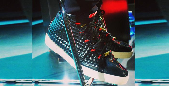 Nike LeBron 12 Men's Basketball Shoes LeBron James