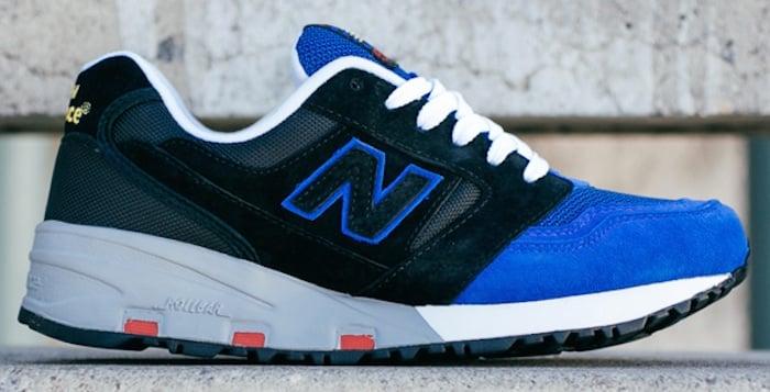 New Balance 575 Blue Black