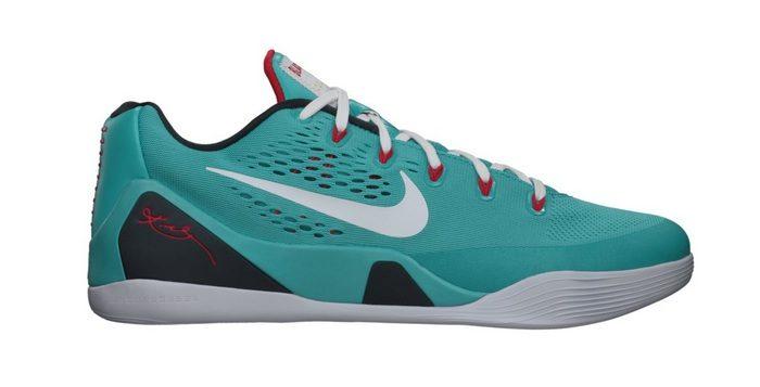 "Nike Kobe 9 EM ""Dusty Cactus"" Release"