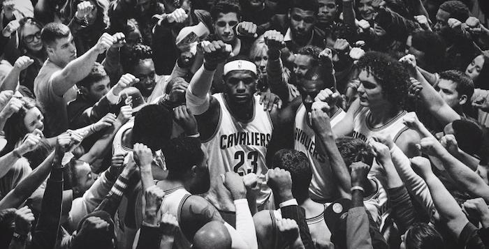 "Nike LeBron 12 ""Together"" Commercial"
