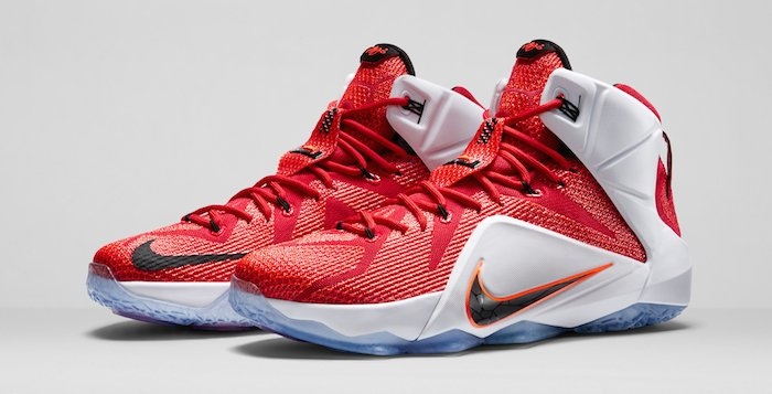 """Nike LeBron 12 """"Heart of a Lion"""" Release Date"""