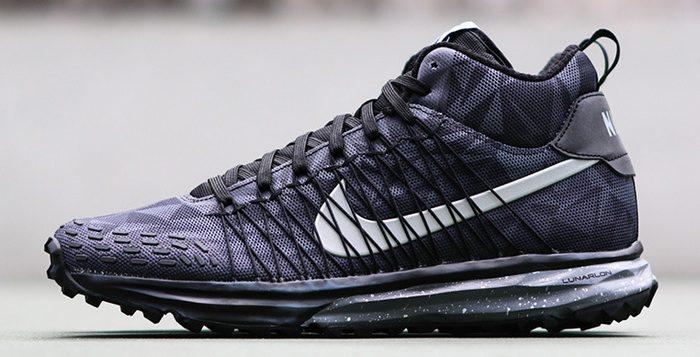 Nike Lunar Fresh SneakerBoot Light Ash Grey Another Look