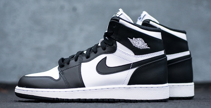 Air Jordan 1 High OG Black/White