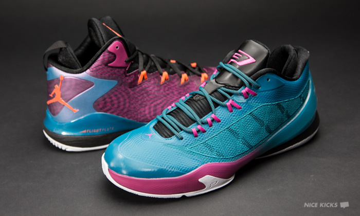 "Jordan CP3.VIII & Jordan Super.Fly 3 ""Riverwalk"" Detailed Images"